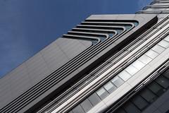 Um die Ecke denken - Wirtschaftsuniversitt Wien, Vienna (Gerhard R.) Tags: vienna wien building architecture arquitectura architektur wu modernarchitecture modernearchitektur wirtschaftsuniversitt