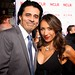 Antonio Jaramillo with wife Ruby at the  2013 Alma Awards