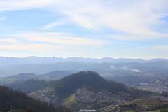 Ooty as seen from Doddapetta Peak