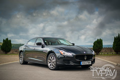 Bowker Ribble Valley - Maserati