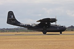 Black Cat (joolsgriff) Tags: catalina australia consolidated raaf pby pointcook vhpbz pby6a a24362