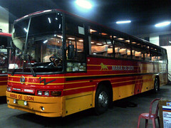 Maria De Leon 17 Super Deluxe (III-cocoy22-III) Tags: bus de maria deluxe philippines super leon 17 ilocos laoag norte batac
