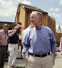 04-30-2014 Governor Bentley Tours Kimberly, Alabama