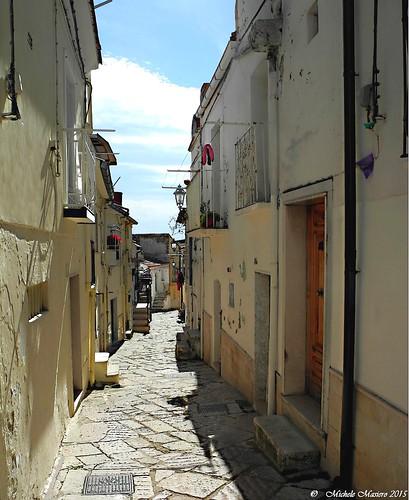 San Giovanni Rotondo Il Borgo, The ancient village