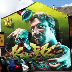 Murlun / Mural - Blackpool (ii)