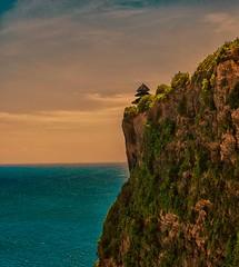 Bali Cliff