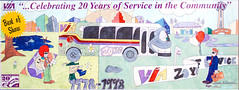 YAC 1998 Best of Show (BusterTheBus) Tags: bus art public youth san texas contest via transportation transit buster antonio metropolitan