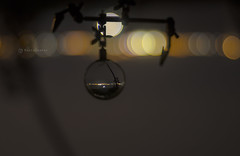 Upside down: Calamosca (GC/J_Photography) Tags: panorama abstract colors night faro cityscape nightscape bokeh beacon cagliari calamosca