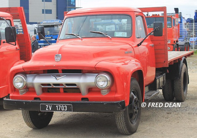 ford truck lorry waterford f500 flatbedtruck may2015 waterfordtruckmotorshow waterfordairportbusinesspark waterfordtruckmotorshow2015 zv1703