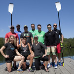 2015 CrossFit Rowing Certification Craftsbury, VT