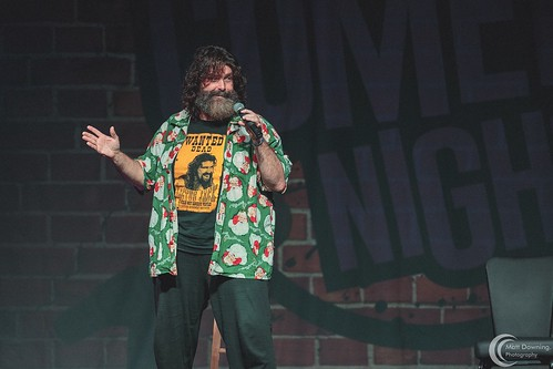 Mick Foley - June 2, 2015 - Hard Rock Hotel & Casino Sioux City