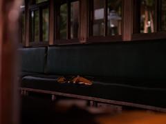 P9190683 (Mickey Huang) Tags: olympus epl6 mzuikodigitaled45mmf18 taiwan   mft m43 train empty old