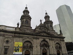 "Santiago: la Plaza de Armas <a style=""margin-left:10px; font-size:0.8em;"" href=""http://www.flickr.com/photos/127723101@N04/29658122613/"" target=""_blank"">@flickr</a>"