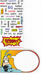 THE TICK REFRIGERATOR MAGNETS FROM THE SAN DIEGO COMIC CON 2016 (vsndesigns) Tags: beta the tick vs arthur sentinel prime optimus successor townsend coleman lego minifig minifigure dcon 2014 ball mylar balloon buttons bonanza pencil indie shocker gbjr toys with tie and tshirt zombie in a steel box fox promotional totally kids magazine 45 club spoon taco bell meal commercial eli stone ben edlund little wooden boy comic book merchandise rare limited edition 80s 90s collector museum naked super hero heroine collection photo screen