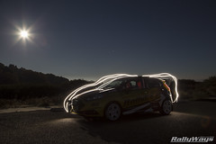 RallyFist Light Painting Fiesta ST (RallyWays) Tags: fiestast rallyfist lightpainting lightpaint nightphotoshoot ford fordfiestast dannycruzcreations rallyways rallywayscollective nightshoot slowshutterspeed