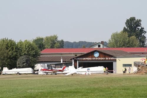 Flugplatz Sinsheim am 10.09.2016