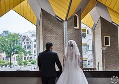 Wedding Day (PaaulDvD) Tags: rotterdam colors river maas netherlands boat water city urban