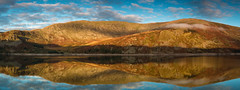 The looking Glass (A C Hughes Photography) Tags: lakedistrict cumbria lake reservoir reflections water waterscape mountains valleys morning sunrise uk britain england cloud haweswater achughesphotography landscape landscapephotography