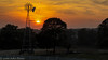 Windmill at Sunset in Amish Country (John Diven) Tags: windmill pennsylvania amishcountry farm sunset canon5d3
