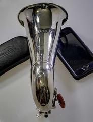 Vintage German Bass Clarinet (Bassic Sax) Tags: bass clarinet richardkeilwerth jubilee