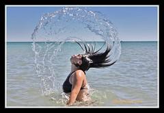 Diosa Medusa- 3 (tomfran1) Tags: diosa medusa playa lárbre del gos tomfran