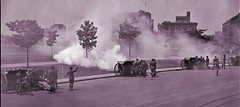 3rd Regiment of Ceremonial Guard firing 21 gun salute May 5, 1939  loc26814u (SSAVE w/ over 6.5 MILLION views THX) Tags: anastasiosomoza nicaragua washingtondc 21gunsalute may51939