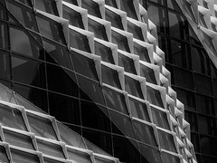 New Directions (Chris Hearne) Tags: icc iccsydney darlingharbour convention architecturaldetail architecture engineering conventioncentre blackwhite sydney newsouthwales australia au