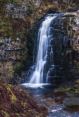 Cascade (Geoff France) Tags: scotland arran island water pool stream river rocks landscape scottishlandscape outdoor