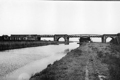 """Crowle Swing Bridge • <a style=""""font-size:0.8em;"""" href=""""http://www.flickr.com/photos/124804883@N07/30254982151/"""" target=""""_blank"""">View on Flickr</a>"""