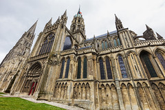 Shutterstock_Bayeux Cathedral (Context Travel) Tags: shutterstock licenserestricted