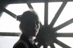 Charlotte Parker (fraser_west) Tags: 35mm 35mmphotography analogue analog 135 kodak portra400 canon eos3 portrait model grain naturallight 2016 wetheconspirators