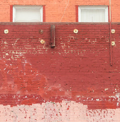 limited outlook (msdonnalee) Tags: brickwall brick brique masonry window janela ventana finestre fentre fenster explore