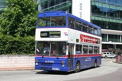 2696 - A696 UOE (Solenteer) Tags: travelwestmidlands westmidlandstravel 2696 a696uoe mcw metrobus birmingham
