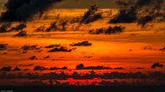 Dégradé - Basse-Terre - [Guadeloupe] (Thierry CHARDES) Tags: dégradés couleurs sunrise coucherdesoleil basseterre caribbean caraïbes antilles guadeloupe france
