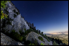 Els Frares, Quatretondeta (jordi_nll) Tags: longexposure distinguished long exposure nubes nit noche nocturna cielo cel estrellas beniarrs lightpainting sky night stars startrails fantstic