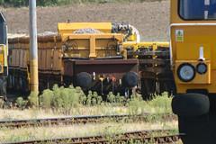 621917 Hoo Junction 010916 (Dan86401) Tags: 621917 621 6219 fja bogie open wagon tench fishkind conversion flat br ews db dbcargo engineers departmental infrastructure freight hoojunction