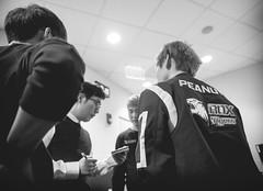 ROX vs SKT - Day 1 Semifinals (lolesports) Tags: worlds leagueoflegends worldchampionship worlds2016 knockoutstage semifinals lolesports lol rox roxtigers peanut