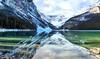 Lake Louise, Banff National Park, Alberta, Canada - ICE(5)1367-74 (photos by Bob V) Tags: mountains rockies rockymountains canadianrockies alberta albertacanada banff banffpark banffnationalpark banffalberta banffalbertacanada panorama mountainpanorama lakelouise reflection reflectiononwater mr