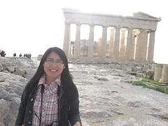 Partenon (pattyesqga) Tags: europe europa greece athens atenas grecia greek travel trip eurotrip partenon selfie adventure