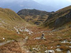 Abstieg vom Wimbachkopf (bookhouse boy) Tags: berge alpen mountains alps tuxeralpen 2016 1oktober2016 zillertal hirschbichlalm krssbrunnalm marchkopf wimbachkopf felerjoch zellberg