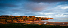 First light on Strathy point (Premysl Fojtu) Tags: morning firstlight light golden sunrise strathy point melvich sutherland coast coastline shore shoreline northsea scotland uk 2016 summer landscape sea seascape water waterscape sky colours colour color countryside country skyscape rural dslr canon eos 5dmkii fullframe ef1740 wide