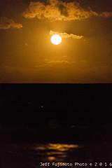 Rising Supermoon Over Kalama Beach (j . f o o j) Tags: nikond610 nikkor14mmf28 nikkor 200mm f28 kailua supermoon fullmoon kalamabeach aloha