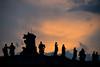 Controluce (Tati@) Tags: controluce statue colonnato piazzasanpietro roma cittàdelvaticano silhouettes