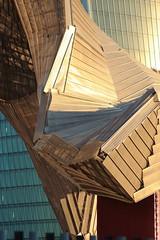 Milano Convention Center e Zaha Hadid Tower (B Plessi) Tags: milano convention center italia vecchia fiera architecture sunset tramonto zaha hadid tower torre tre torri