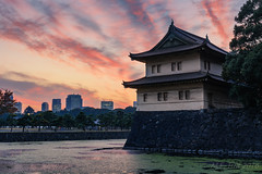 Sunset @ Tokyo... (Marcel Tuit | www.marceltuit.nl) Tags: 2016 asia azië canon chiyodaku eos holland honshu japan keizerlijkpaleis me marceltuit nederland november thenetherlands tokyo vakantie autumn backpacking city contactmarceltuitnl eiland emperor emporialpalace fall fareast herfst holiday island japans keizer stad sunset travel verreoosten wwwmarceltuitnl zonsondergang