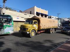Mercedes Benz (RD Paul) Tags: mercedes benz truck camion dominicanrepublic repúblicadominicana santodomingo trucks camiones