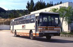 Tastefully modernised (Renown) Tags: bus coach autocarro aec utic rbl portugal swift 760 ah760 portuguese portugueses rodoviario ht6490
