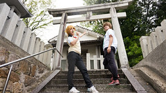 DSC04550.jpg (elyuu) Tags: freeiwatobiswimclub nagisa hazuki haruka nanase makoto tachibana iwami japan cosplay