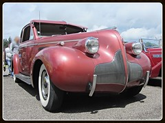 Buick Century, 1939 (v8dub) Tags: buick century 1939 8 eight schweiz suisse switzerland american gm pkw voiture car wagen worldcars auto automobile automotive old oldtimer oldcar klassik classic collector