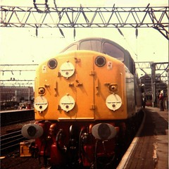 40122 Manchester Piccadilly (SFT47405) Tags: class40 manchesterpiccadilly d200